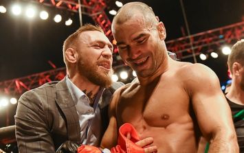 Artem Lobov on the emotional message McGregor sent him after Khabib confrontation