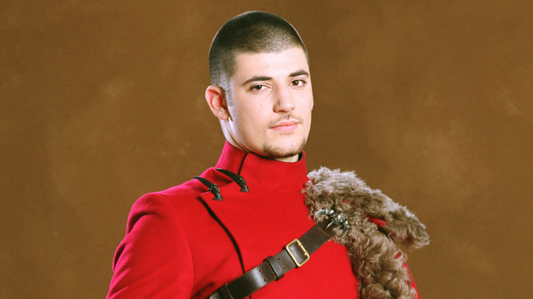 The actor who played Viktor Krum in Harry Potter is absolutely shredded these days