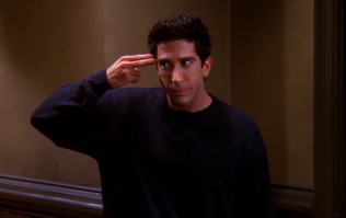 Police looking for suspected thief who looks like Ross from Friends