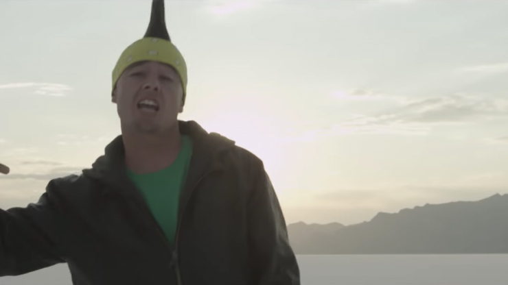 Canadian Rapper dies falling off the wing of a plane while filming music video stunt