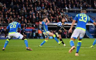 WATCH: Angel Di Maria scores stunning crucial late goal as PSG deny Napoli