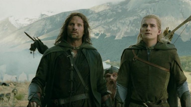 The Lord of the Rings trilogy is coming to Netflix
