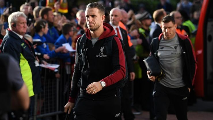 Liverpool squad voted for captain in absence of Jordan Henderson and James Milner