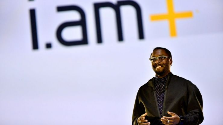 will.i.am hints he's developing his very own A.I. called 'will.a.i.'