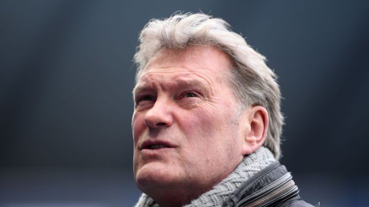 """Glenn Hoddle """"responding well"""" to treatment, remains in serious condition"""