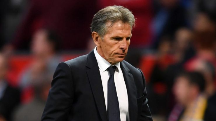 'It's a tragedy for the club' - Claude Puel speaks out after Leicester City helicopter crash