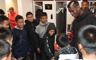 Manchester United welcome Thai cave boys to Old Trafford for Everton match