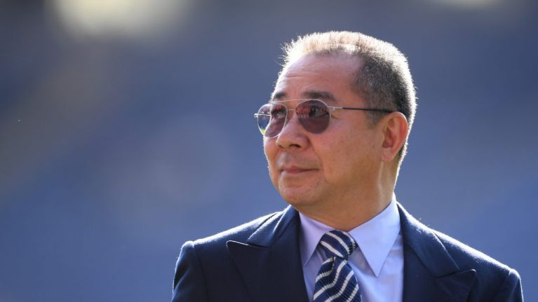 Leicester City confirm death of owner Vichai Srivaddhanaprabha in tragic helicopter crash
