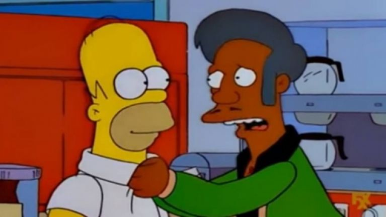 Apu appears to be staying according to The Simpsons' executive producer