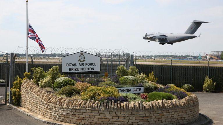 Hostile Environment: Home Office now using military base for deportation flights