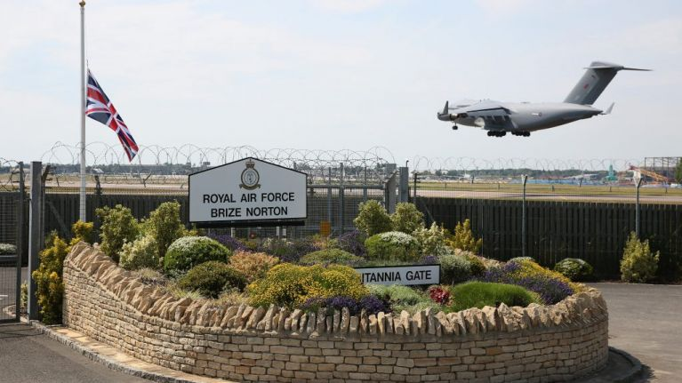 Hostile Environment: Home Office now using military base for deportation flights