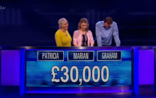 The Chase accused of 'fix' after Beast answers £30,000 question 'after time runs out'