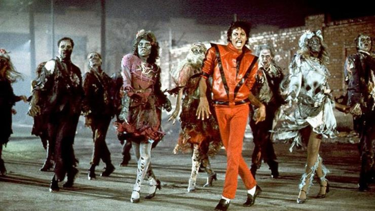 """Michael Jackson's """"Thriller"""" tops list of most-streamed Halloween songs"""