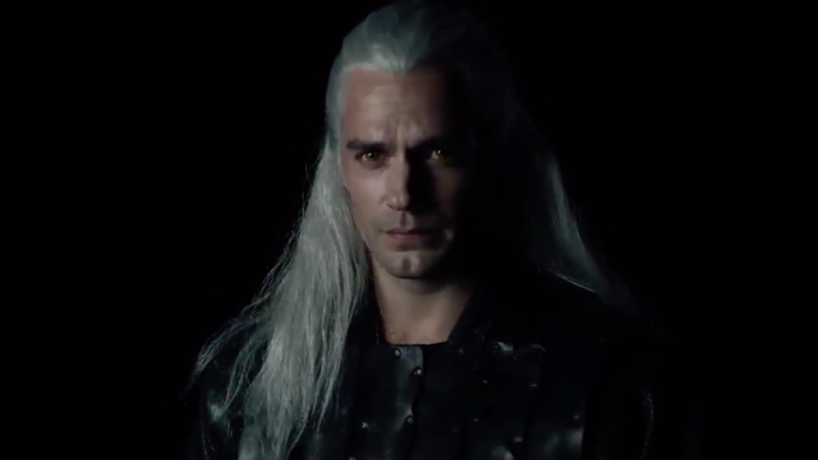 Netflix tease first look at Henry Cavill in TV adaptation of The Witcher, and you should be excited