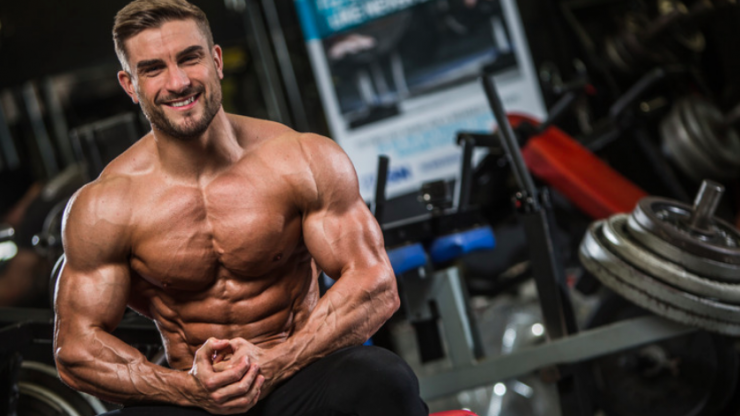 Training with Ryan Terry: the UK's top fitness model