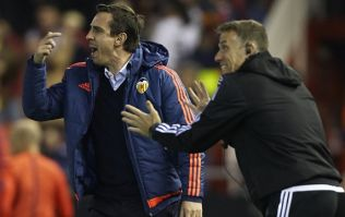 Gary Neville savagely responds to Harry Redknapp's remark about his spell with Valencia