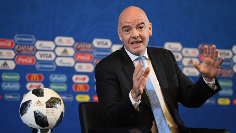 FIFA respond to allegations that Gianni Infantino helped clubs avoid FFP sanctions