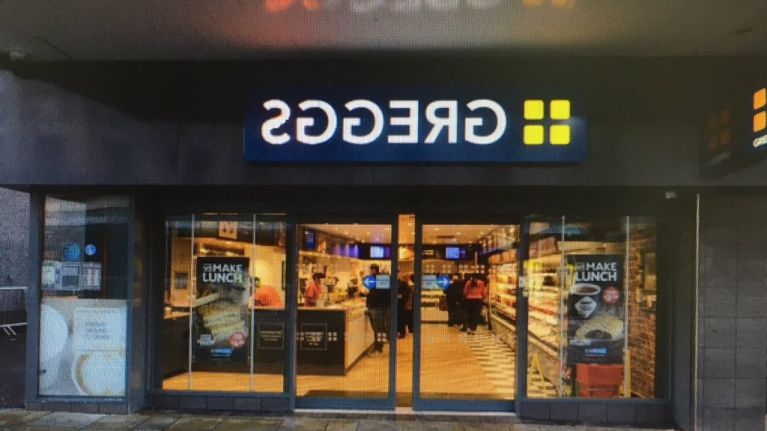 Image result for greggs in fenwicks
