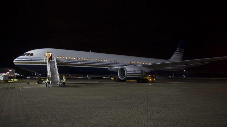 David Lammy condemns 'great shame' of secret deportation flights from RAF base