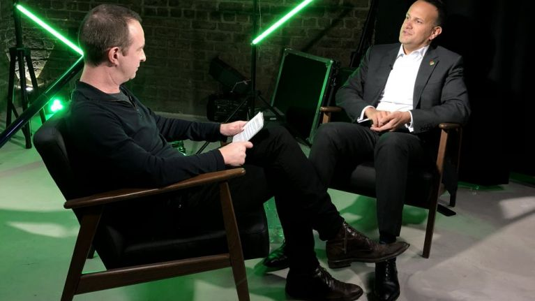 JOE Exclusive: Irish PM Leo Varadkar explains why Europeans no longer feel at home in Brexit Britain