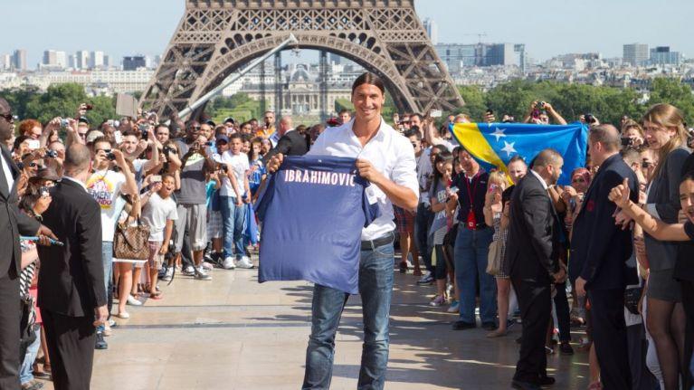 Zlatan Ibrahimović reveals how he tried to sabotage his own move to Paris Saint-Germain