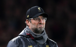 Jurgen Klopp's response to journalist question showed exactly how he felt about Liverpool performance