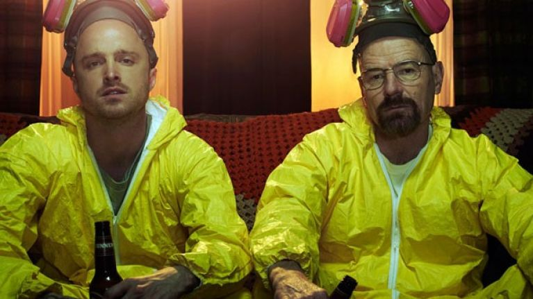 A Breaking Bad film is coming