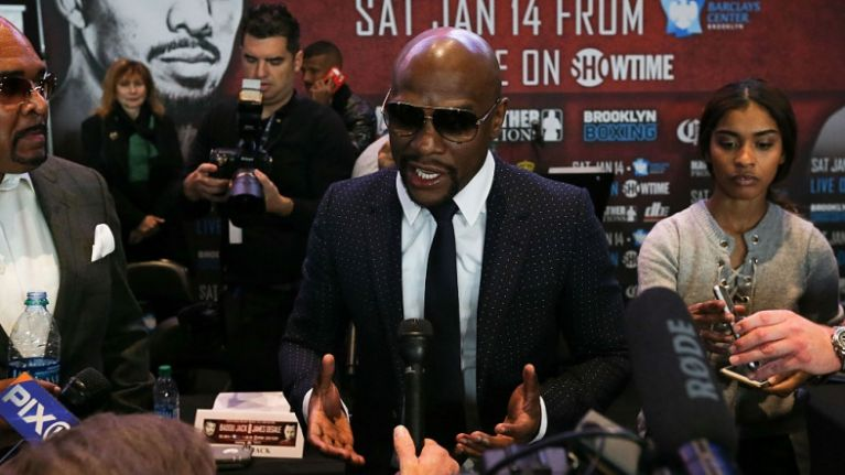 Floyd Mayweather appears to cancel reported MMA fight in lengthy Instagram post