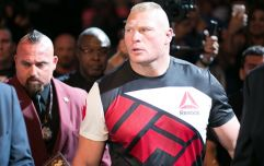 Brock Lesnar agrees new WWE deal which entitles him to UFC fight