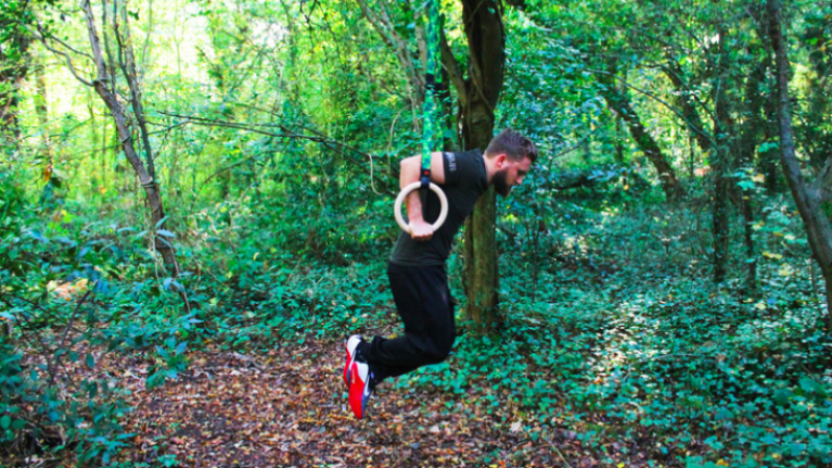The muscle-building benefits of calisthenics training