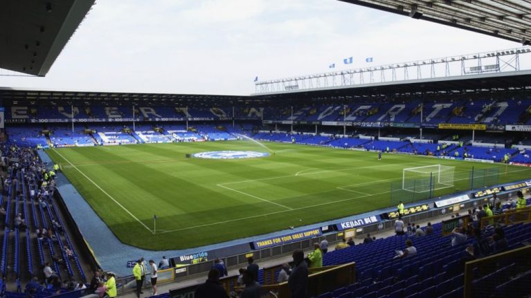 Everton banned from signing academy players after tapping up school boy