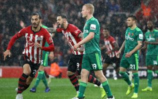 "Charlie Austin goes on seething rant after officials ""cost Southampton two points"""