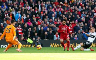 Liverpool take lead against Fulham in extremely controversial circumstances