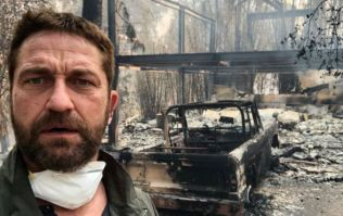Gerard Butler, Miley Cyrus and Robin Thicke have homes destroyed by California wildfires
