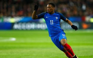 Anthony Martial drops out of France squad with abductor injury