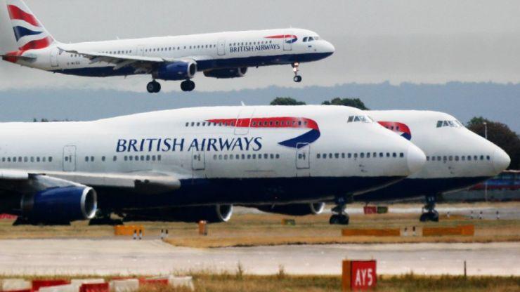 British Airways owners seek Spanish government help as Brexit looms