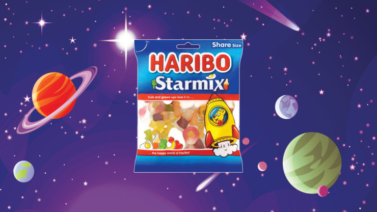 The definitive ranking of Haribo Starmix jellies from worst to best
