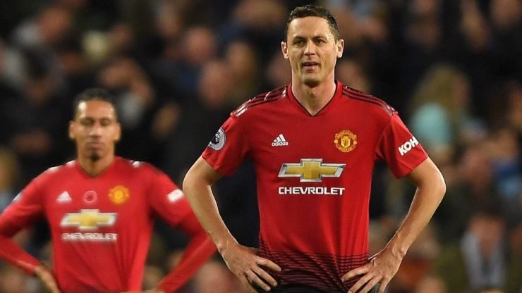 Manchester United players are growing frustrated at José Mourinho's reluctance to drop Nemanja Matić