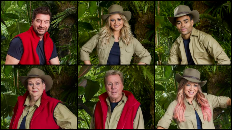 Predicting the winner of I'm A Celeb 2018 based solely on their promo photographs