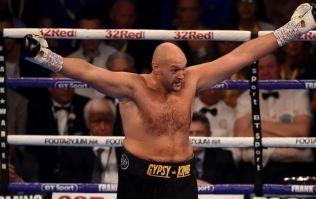 Freddie Roach will be Tyson Fury's cutman against Deontay Wilder