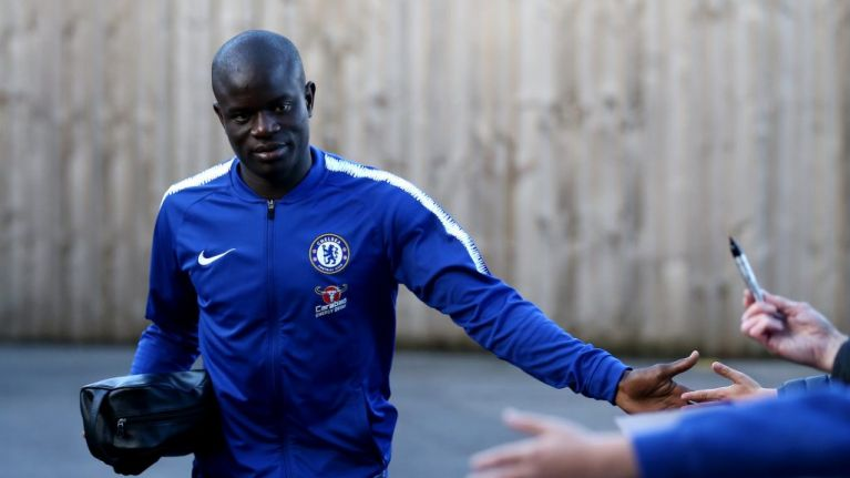 Image result for ngolo kante