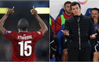 Joey Barton reacts to Daniel Sturridge's FA betting charge