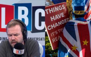 WATCH: Devastated Brexit voter breaks down on radio phone-in