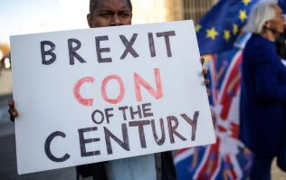 Majority of British public now against Brexit and would back People's Vote