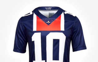 Nike release limited edition Premier League and PSG NFL jerseys