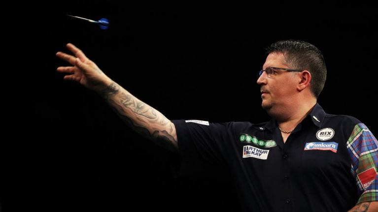 Darts players deny accusations of farting on stage