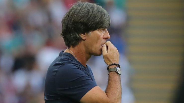 Germany have been relegated to the second tier of the UEFA Nations League