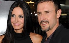 Scream star David Arquette has bloody and violent wrestling match that went off-script
