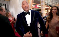 The Rock turned up at a gym in Doncaster unannounced and started working out with people