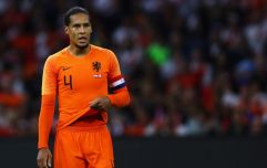 Virgil Van Dijk weighs in on Sergio Ramos amid feud with Dejan Lovren
